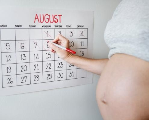 Budai Bábapont terheségi kor kiszámítása
